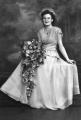 Patricia bridesmaid at Farrell and Doreens wedding Stockden