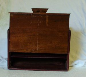 2. The Box Front View
