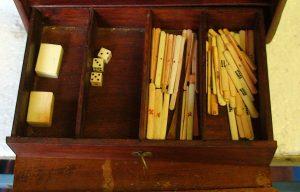 9. Gambling Sticks